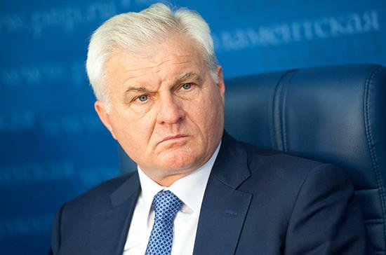 Плотников рассказал о планах комитета по аграрным вопросам на осеннюю сессию
