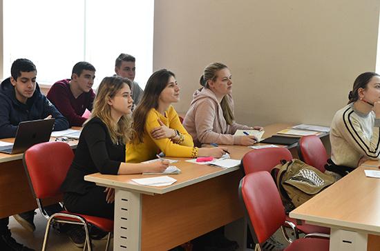 Минобрнауки рассказало о новой методике распределения бюджетных мест в вузах