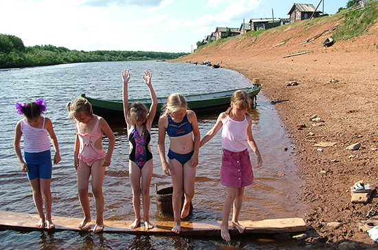 Костенко разработала законопроект об обособленных пляжах для детских лагерей