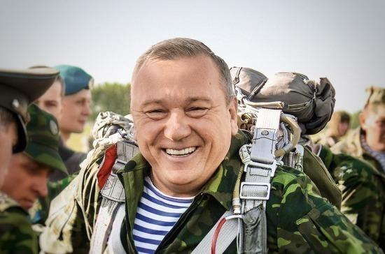 Владимир Шаманов: «Наши «вежливые люди» — эталон военного профессионализма»