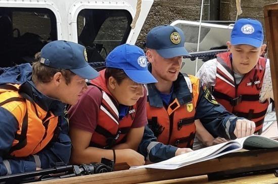 Вологодские школьники отправились в водную экспедицию по Русскому Северу