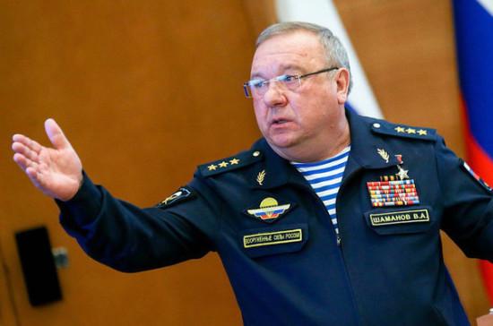 Шаманов рассказал о причинах нападения Грузии на Южную Осетию в 2008 году