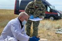 Следователи начали извлекать останки расстрелянных фашистами людей под Волгоградом