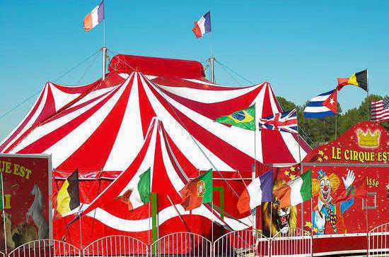 243 года назад в Лондоне открыли первый в мире цирк
