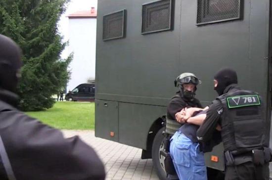 Консул рассказал подробности беседы с задержанными в Белоруссии россиянами