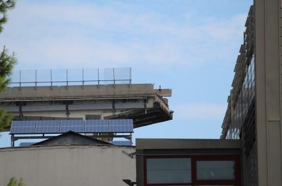 В Генуе открыли новый мост на месте рухнувшего виадука Моранди