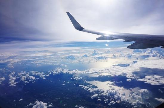В Мали самолет с россиянами на борту совершил жесткую посадку
