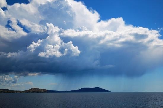 В Крыму проведут эксперимент по искусственному вызову дождей
