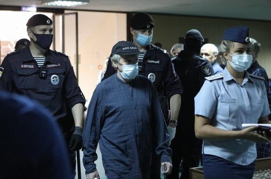 Экспертиза подтвердила нахождение Ефремова за рулём во время ДТП
