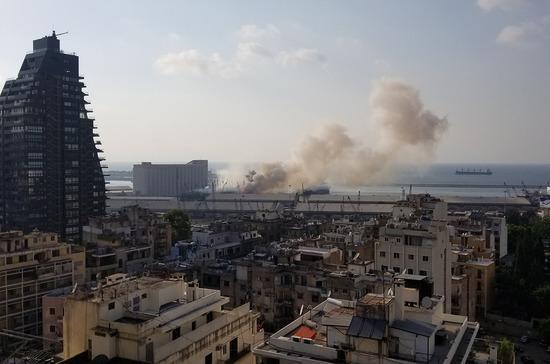 Число погибших при взрыве в Бейруте превысило 70