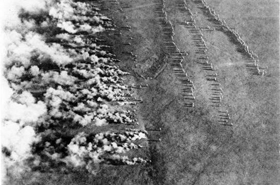 «Атака мертвецов» стала символом стойкости русских солдат