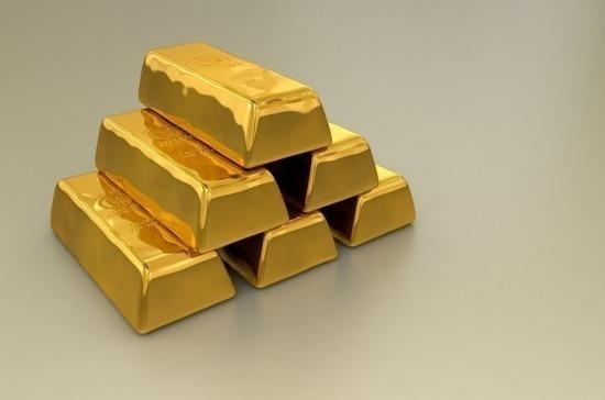 Россия увеличила экспорт золота в 10 раз после изменений правил вывоза