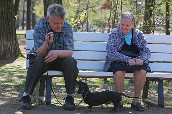В Подмосковье продлен режим самоизоляции для пожилых людей