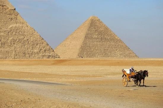 Египет ввел для туристов справки об отсутствии COVID-19