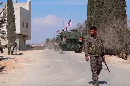 Российские военные назвали США причиной нестабильности в сирийском Заевфратье