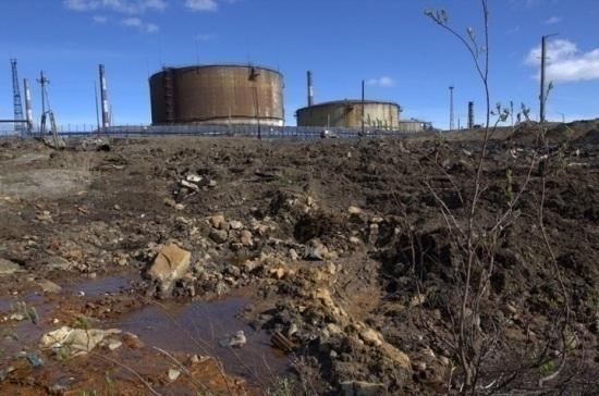 В Росприроднадзоре заявили о новом разливе нефтепродуктов при ликвидации ЧС в Норильске