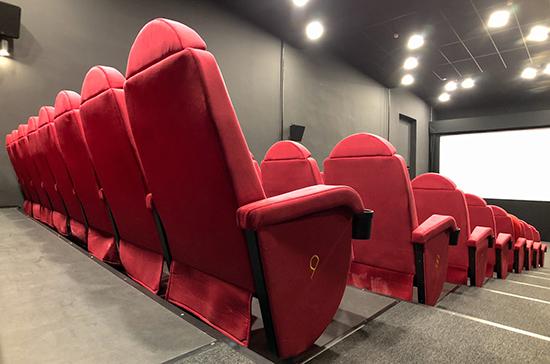 Минкультуры разъяснило порядок рассадки семей в театре и кино