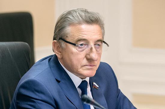 Сенатор Лукин: Строительство должно стать локомотивом восстановления экономики