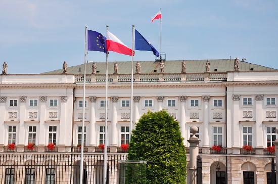 В Польше заявили о планах подписать соглашение о военном сотрудничестве с США