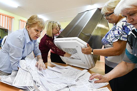ЦИК обновил данные по выборам президента Белоруссии