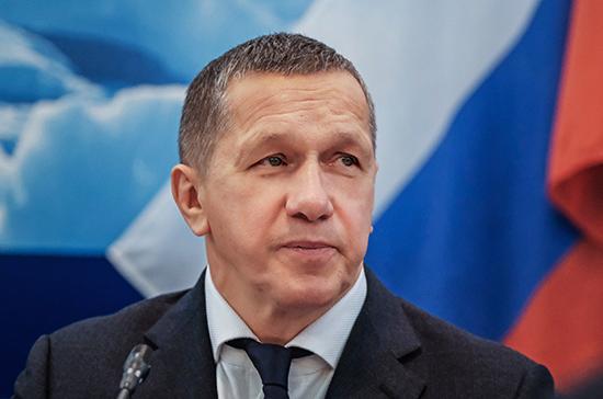 Вице-премьер России Юрий Трутнев заразился COVID-19