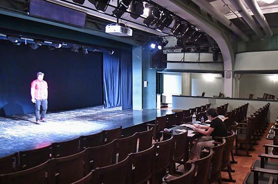 Театральный институт в Екатеринбурге возобновил очный приём абитуриентов