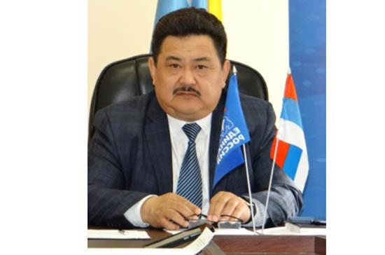 Министр образования Калмыкии Манцаев заразился COVID-19