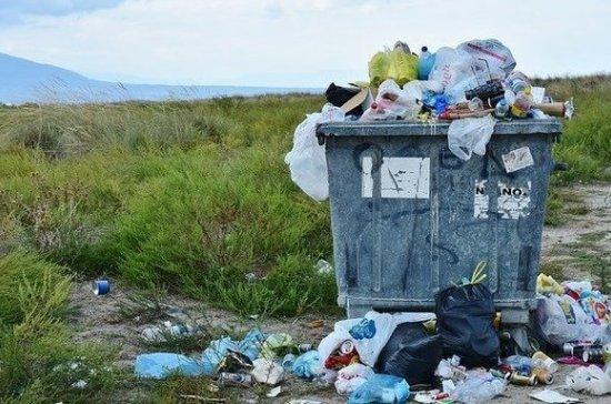 Эколог: в России проблема пластиковых отходов стоит остро