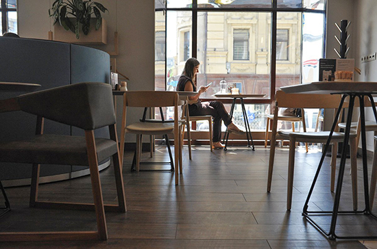В Томской области разрешили работу кафе, ресторанов и фуд-кортов