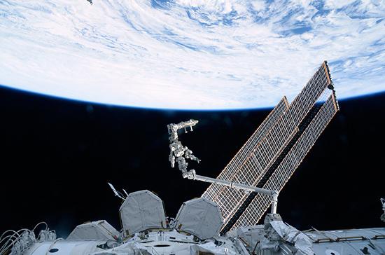 Россия рассматривает предложения США по космосу, включая создание горячих линий