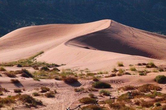 В Долине смерти США зафиксировали рекордную температуру
