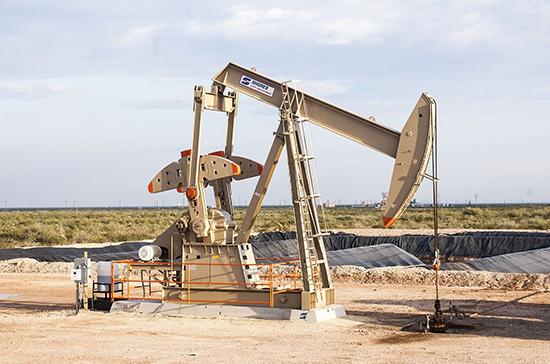 Стоимость нефть Brent выросла до 45,2 доллара за баррель