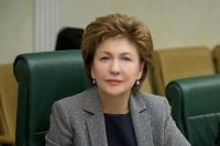 Карелова отметила значимость диалога женщин-парламентариев в условиях новых вызовов