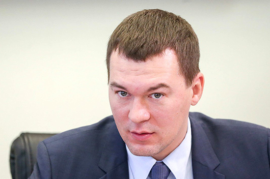 Дегтярев пригласил участников митингов Хабаровского края в «народный совет»
