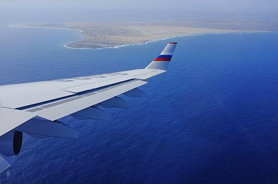 Россия возобновляет полеты за границу ещё из трех городов