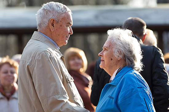 В Подмосковье отменяют самоизоляцию для людей старше 65 лет
