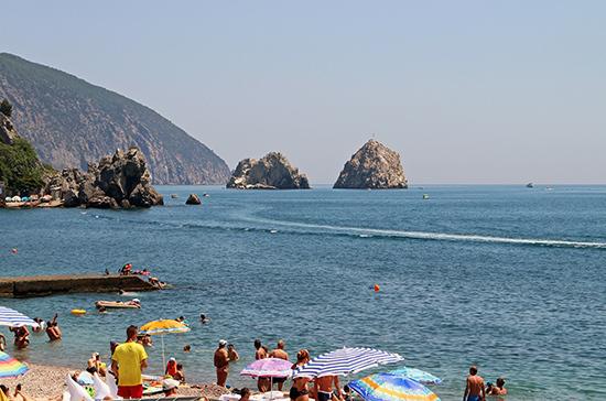 Около 4 млн человек отдохнули в Крыму и на Кубани в июне и июле
