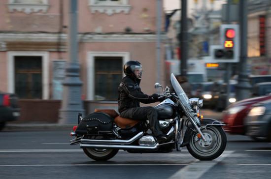 Наказание для шумных мотоциклистов предложили ужесточить