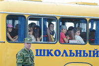 На закупку школьных автобусов выделили 5 миллиардов рублей