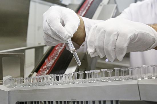 В Роспотребнадзоре назвали сроки поступления вакцины от гриппа в регионы