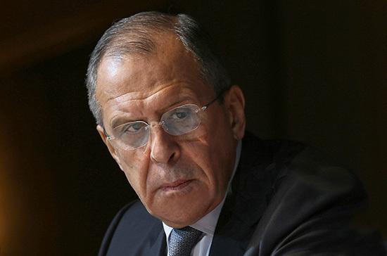 Лавров и Макей обсудили по телефону ситуацию в Белоруссии