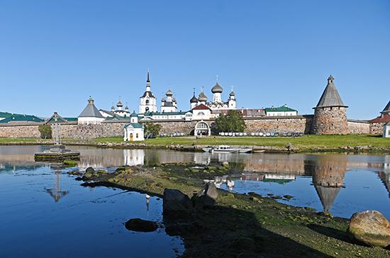 Патриарх Кирилл призвал ограничить поток туристов на Соловки