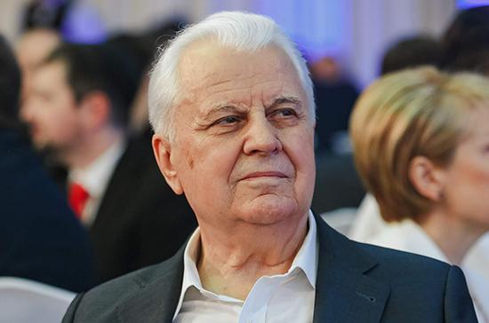 Кравчук просит Верховную раду проверить закон о местных выборах на соответствие минским соглашениям