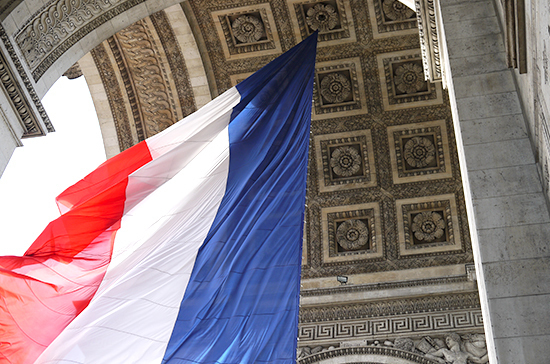Во Франции пообещали наказать осквернивших мемориал жертвам Второй мировой