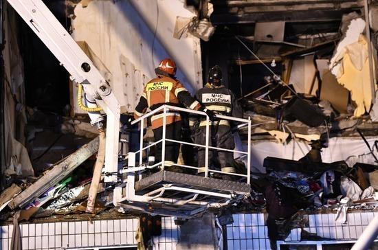 В Ярославле в многоэтажном доме прогремел взрыв