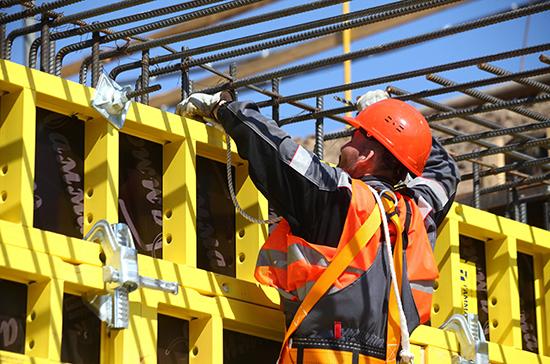 СМИ: в России готовят стандарт работы строительных компаний в период пандемий
