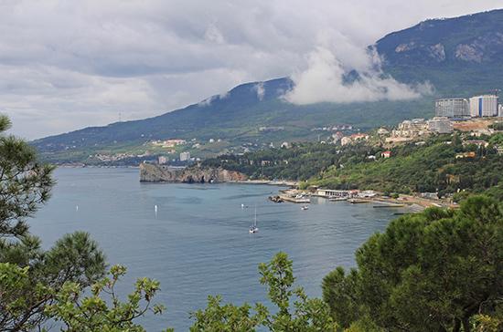 В Крыму из-за засухи вводятся ограничения водоснабжения