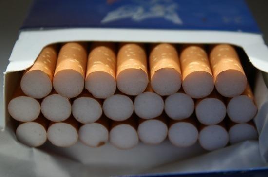 В Подмосковье полиция изъяла контрафактные сигареты на 13 млн рублей