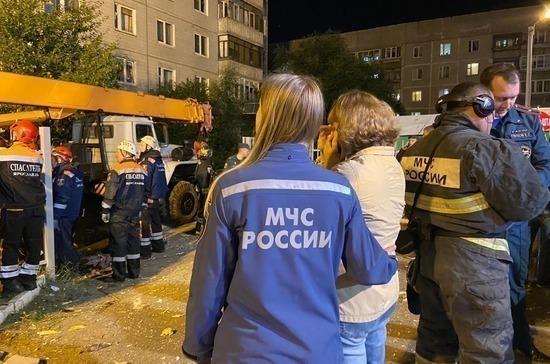 Жители поврежденного дома в Ярославле начали получать выплаты