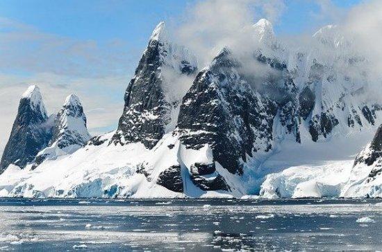 Учёные обнаружили необычно горячую точку в Антарктиде